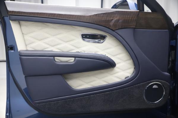 Used 2020 Bentley Mulsanne Speed for sale $269,900 at Maserati of Westport in Westport CT 06880 16