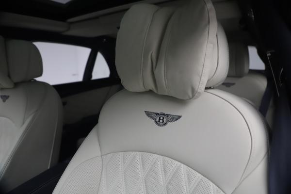Used 2020 Bentley Mulsanne Speed for sale $269,900 at Maserati of Westport in Westport CT 06880 20