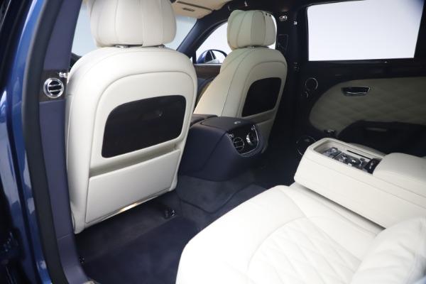 Used 2020 Bentley Mulsanne Speed for sale $269,900 at Maserati of Westport in Westport CT 06880 21