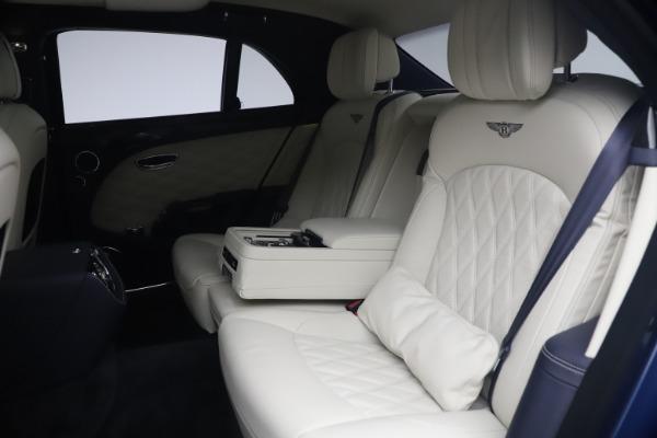 Used 2020 Bentley Mulsanne Speed for sale $269,900 at Maserati of Westport in Westport CT 06880 23
