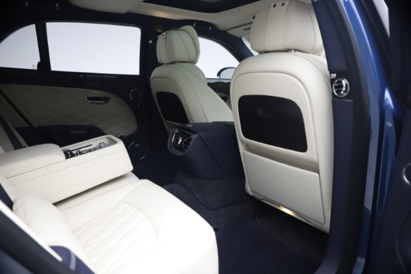 Used 2020 Bentley Mulsanne Speed for sale $269,900 at Maserati of Westport in Westport CT 06880 27