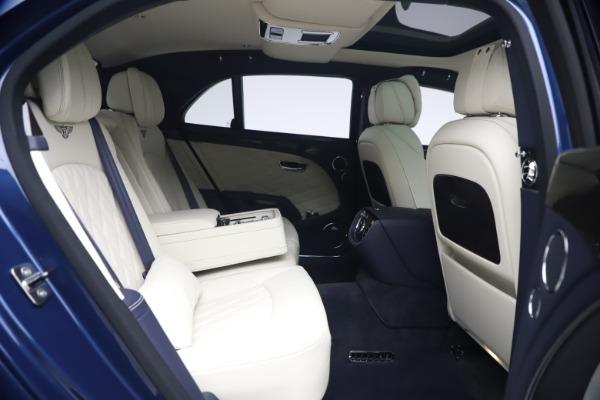 Used 2020 Bentley Mulsanne Speed for sale $269,900 at Maserati of Westport in Westport CT 06880 28