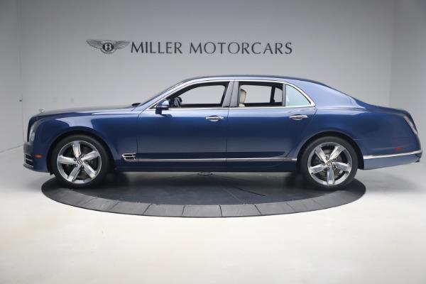 Used 2020 Bentley Mulsanne Speed for sale $269,900 at Maserati of Westport in Westport CT 06880 3