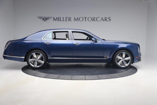 Used 2020 Bentley Mulsanne Speed for sale $269,900 at Maserati of Westport in Westport CT 06880 9