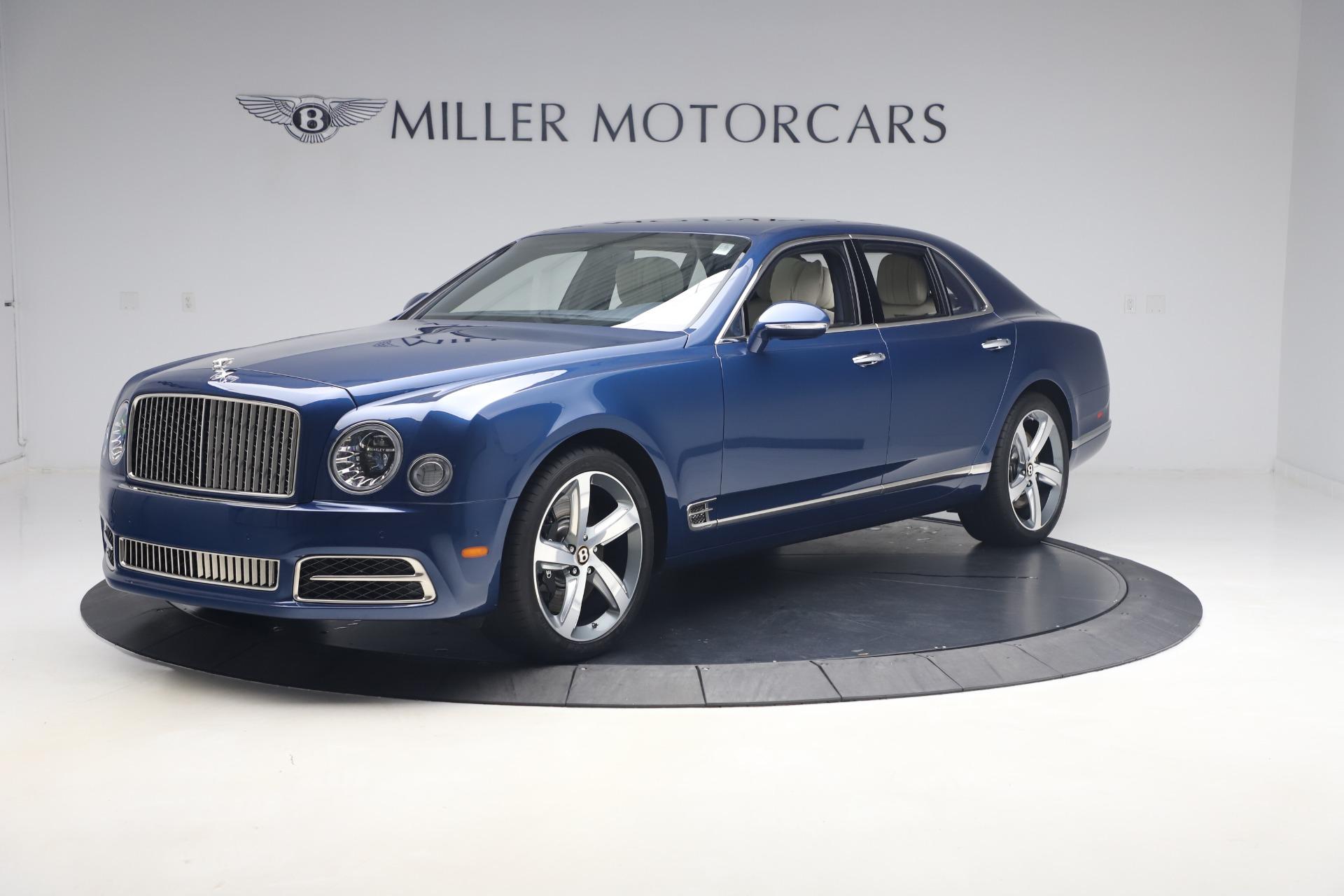 Used 2020 Bentley Mulsanne Speed for sale $269,900 at Maserati of Westport in Westport CT 06880 1