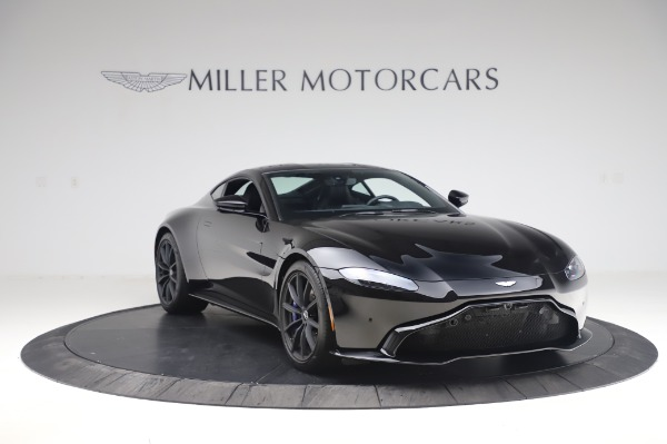Used 2020 Aston Martin Vantage Coupe for sale $149,900 at Maserati of Westport in Westport CT 06880 10