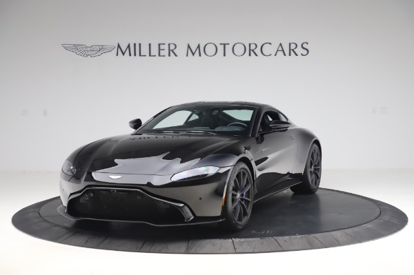 Used 2020 Aston Martin Vantage Coupe for sale $149,900 at Maserati of Westport in Westport CT 06880 12