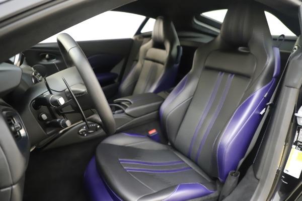 Used 2020 Aston Martin Vantage for sale $149,900 at Maserati of Westport in Westport CT 06880 14