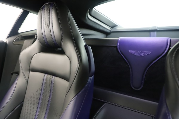 Used 2020 Aston Martin Vantage for sale $149,900 at Maserati of Westport in Westport CT 06880 17
