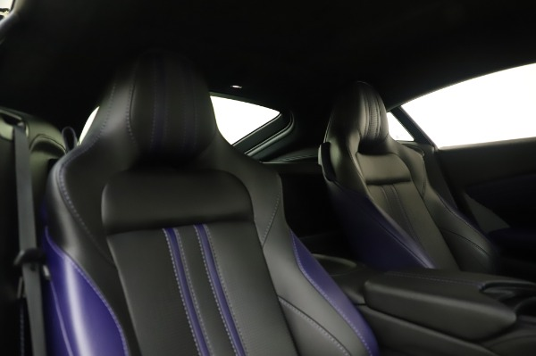 Used 2020 Aston Martin Vantage for sale $149,900 at Maserati of Westport in Westport CT 06880 18