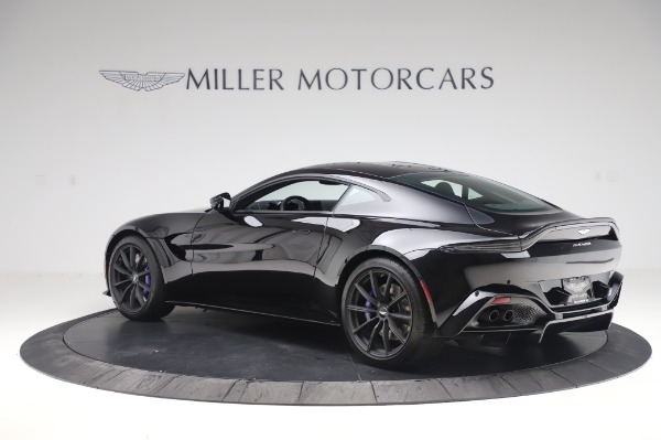Used 2020 Aston Martin Vantage Coupe for sale $149,900 at Maserati of Westport in Westport CT 06880 3