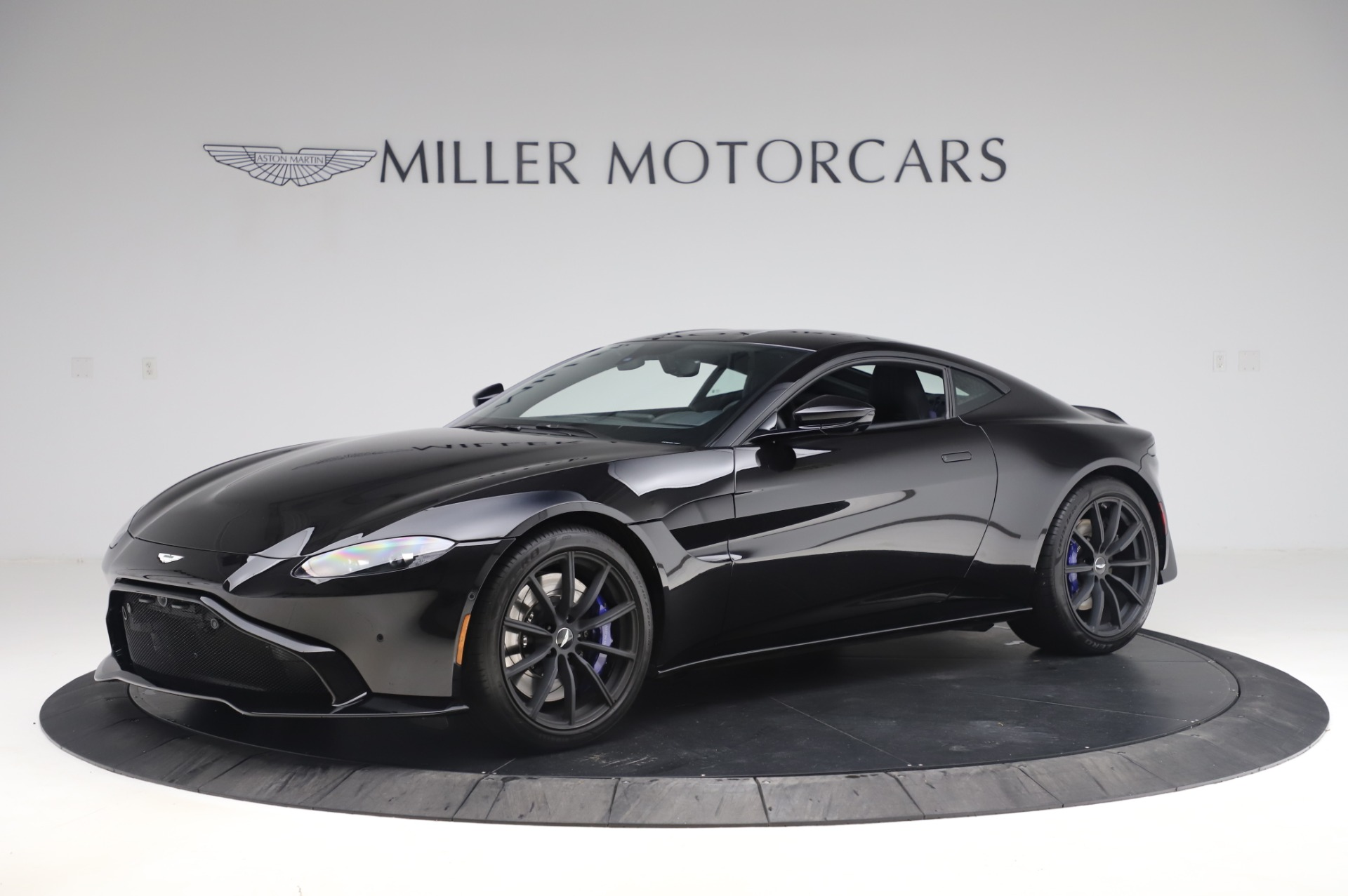 Used 2020 Aston Martin Vantage Coupe for sale $149,900 at Maserati of Westport in Westport CT 06880 1
