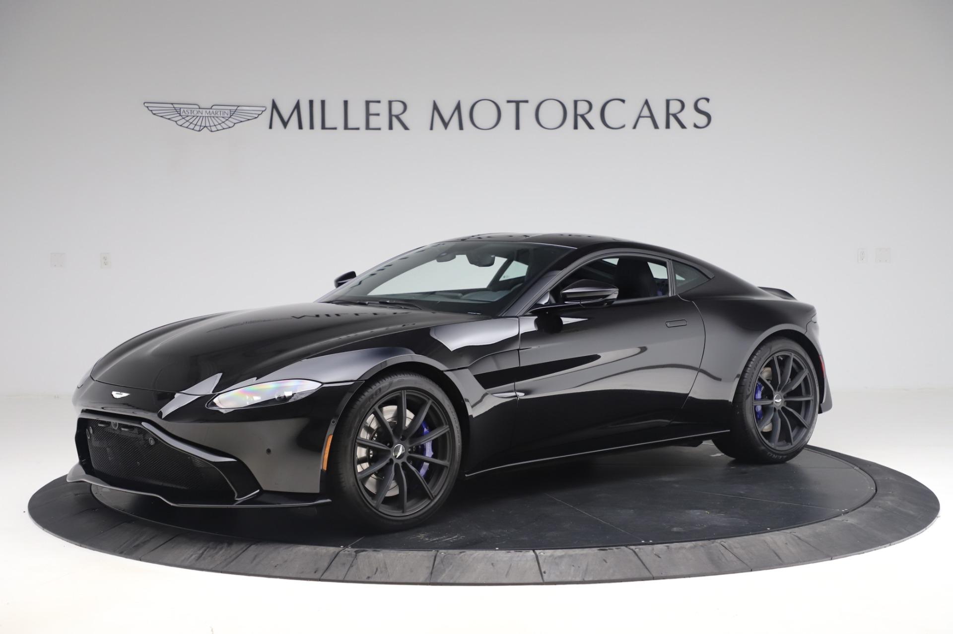 Used 2020 Aston Martin Vantage for sale $149,900 at Maserati of Westport in Westport CT 06880 1