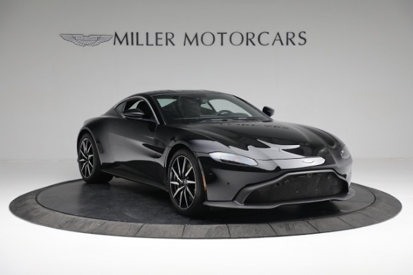 Used 2019 Aston Martin Vantage Coupe for sale $129,900 at Maserati of Westport in Westport CT 06880 10