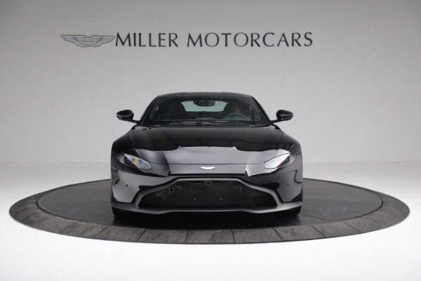 Used 2019 Aston Martin Vantage Coupe for sale $129,900 at Maserati of Westport in Westport CT 06880 11