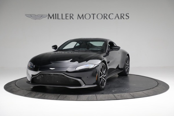 Used 2019 Aston Martin Vantage Coupe for sale $129,900 at Maserati of Westport in Westport CT 06880 12
