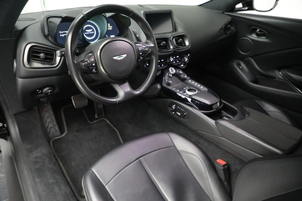 Used 2019 Aston Martin Vantage Coupe for sale $129,900 at Maserati of Westport in Westport CT 06880 13