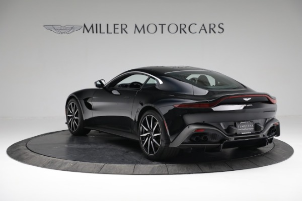 Used 2019 Aston Martin Vantage for sale $129,900 at Maserati of Westport in Westport CT 06880 4