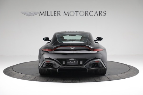 Used 2019 Aston Martin Vantage Coupe for sale $129,900 at Maserati of Westport in Westport CT 06880 5