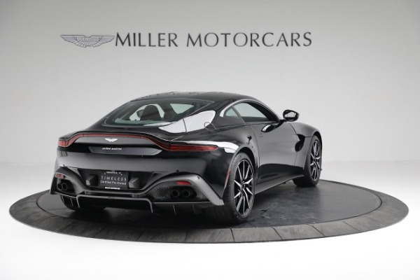 Used 2019 Aston Martin Vantage Coupe for sale $129,900 at Maserati of Westport in Westport CT 06880 6