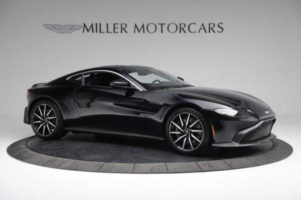 Used 2019 Aston Martin Vantage Coupe for sale $129,900 at Maserati of Westport in Westport CT 06880 9