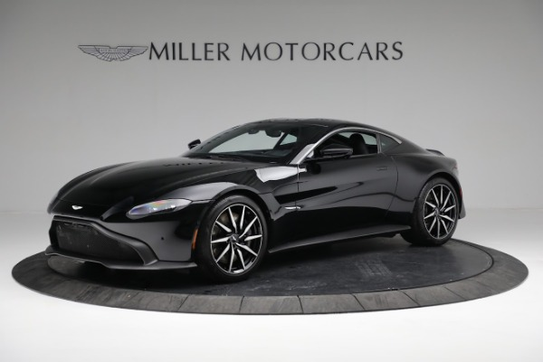 Used 2019 Aston Martin Vantage for sale $129,900 at Maserati of Westport in Westport CT 06880 1