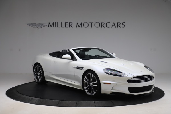 Used 2010 Aston Martin DBS Volante for sale $104,900 at Maserati of Westport in Westport CT 06880 10