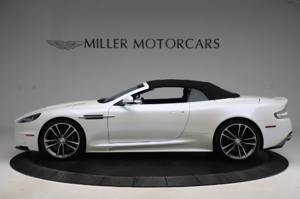 Used 2010 Aston Martin DBS Volante for sale $104,900 at Maserati of Westport in Westport CT 06880 14