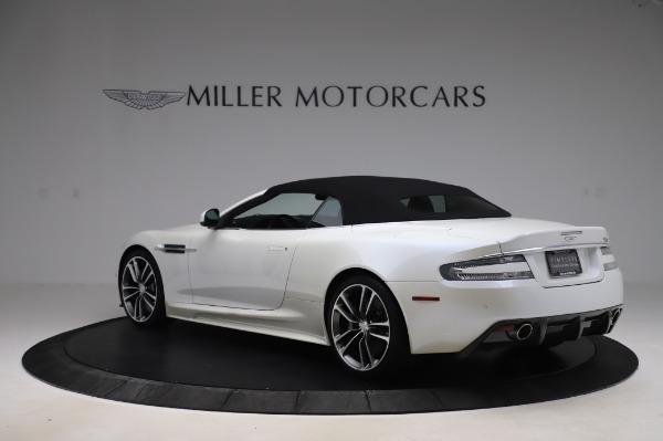 Used 2010 Aston Martin DBS Volante for sale $104,900 at Maserati of Westport in Westport CT 06880 15