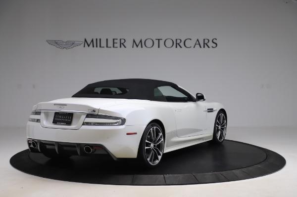 Used 2010 Aston Martin DBS Volante for sale $104,900 at Maserati of Westport in Westport CT 06880 16