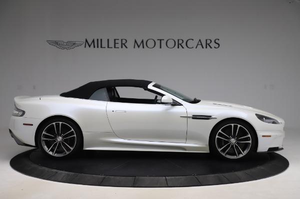 Used 2010 Aston Martin DBS Volante for sale $104,900 at Maserati of Westport in Westport CT 06880 17
