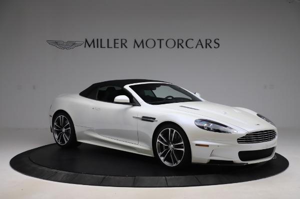 Used 2010 Aston Martin DBS Volante for sale $104,900 at Maserati of Westport in Westport CT 06880 18