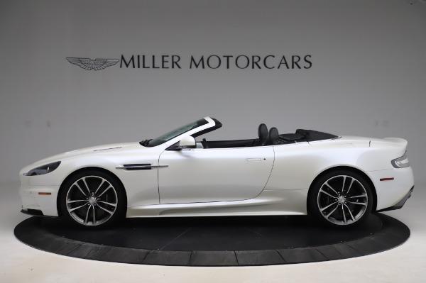 Used 2010 Aston Martin DBS Volante for sale $104,900 at Maserati of Westport in Westport CT 06880 2