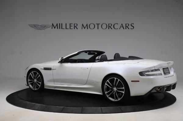Used 2010 Aston Martin DBS Volante for sale $104,900 at Maserati of Westport in Westport CT 06880 3