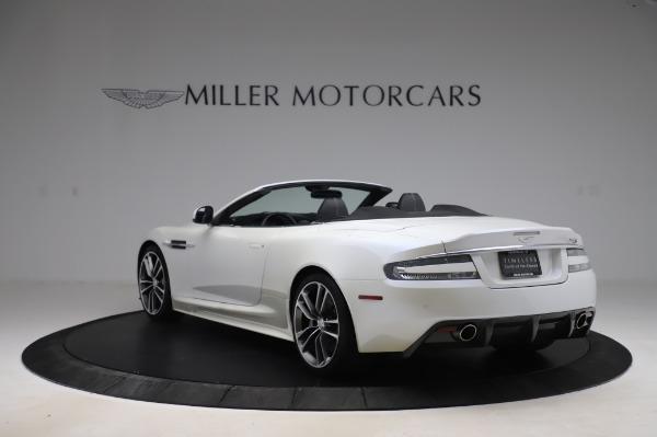 Used 2010 Aston Martin DBS Volante for sale $104,900 at Maserati of Westport in Westport CT 06880 4