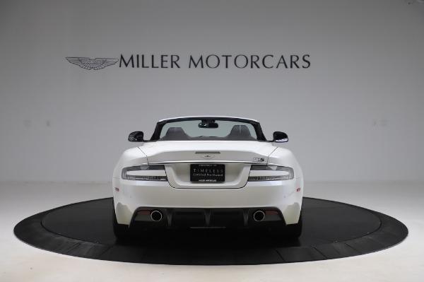 Used 2010 Aston Martin DBS Volante for sale $104,900 at Maserati of Westport in Westport CT 06880 5