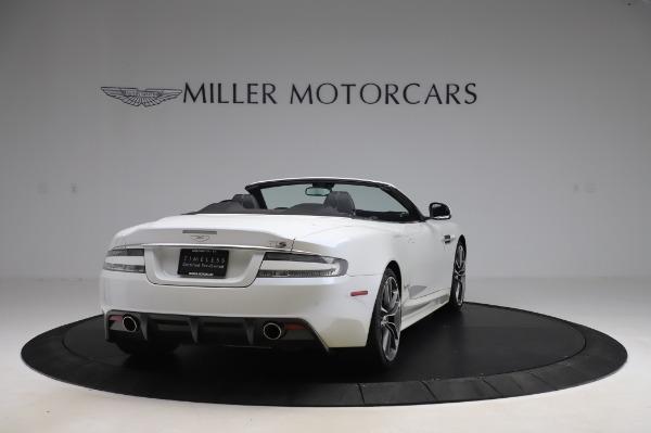 Used 2010 Aston Martin DBS Volante for sale $104,900 at Maserati of Westport in Westport CT 06880 6