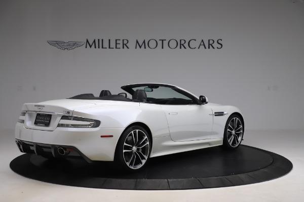 Used 2010 Aston Martin DBS Volante for sale $104,900 at Maserati of Westport in Westport CT 06880 7