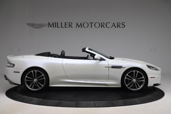 Used 2010 Aston Martin DBS Volante for sale $104,900 at Maserati of Westport in Westport CT 06880 8