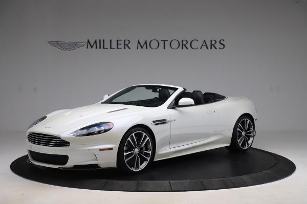 Used 2010 Aston Martin DBS Volante for sale $104,900 at Maserati of Westport in Westport CT 06880 1