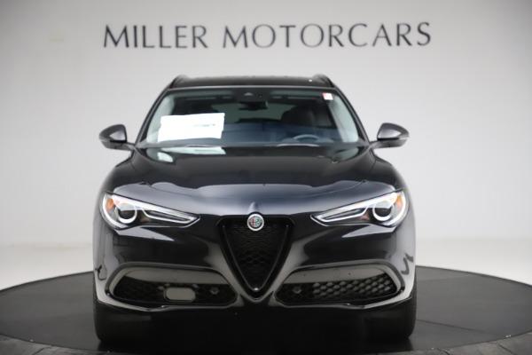 New 2020 Alfa Romeo Stelvio Ti Q4 for sale $52,445 at Maserati of Westport in Westport CT 06880 12