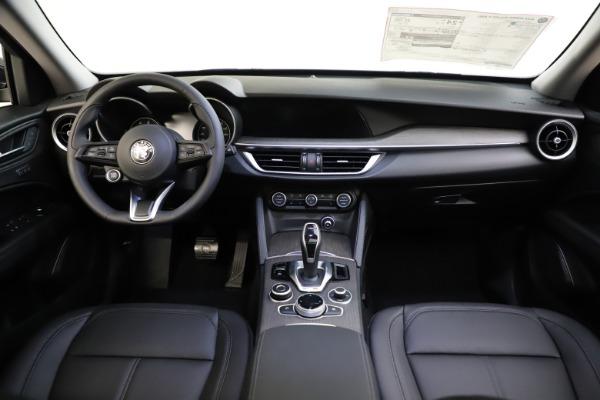 New 2020 Alfa Romeo Stelvio Ti Q4 for sale $52,445 at Maserati of Westport in Westport CT 06880 16