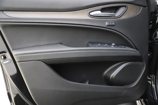 New 2020 Alfa Romeo Stelvio Ti Q4 for sale $52,445 at Maserati of Westport in Westport CT 06880 17