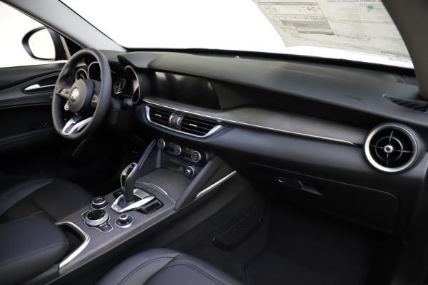 New 2020 Alfa Romeo Stelvio Ti Q4 for sale $52,445 at Maserati of Westport in Westport CT 06880 23