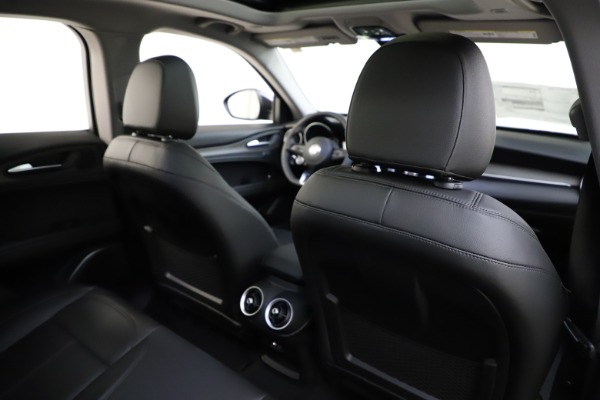 New 2020 Alfa Romeo Stelvio Ti Q4 for sale $52,445 at Maserati of Westport in Westport CT 06880 26