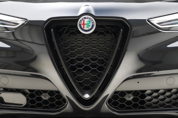 New 2020 Alfa Romeo Stelvio Ti Q4 for sale $52,445 at Maserati of Westport in Westport CT 06880 27