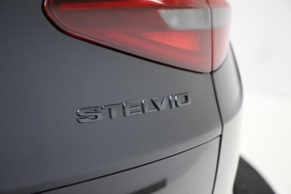 New 2020 Alfa Romeo Stelvio Ti Q4 for sale $52,445 at Maserati of Westport in Westport CT 06880 28
