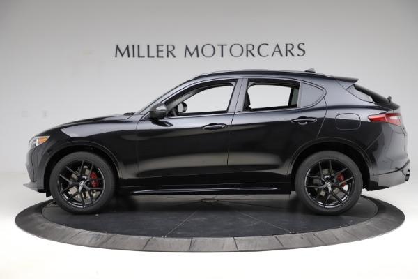 New 2020 Alfa Romeo Stelvio Ti Q4 for sale $52,445 at Maserati of Westport in Westport CT 06880 3
