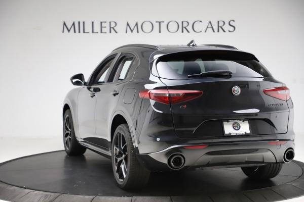 New 2020 Alfa Romeo Stelvio Ti Q4 for sale $52,445 at Maserati of Westport in Westport CT 06880 5