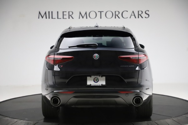 New 2020 Alfa Romeo Stelvio Ti Q4 for sale $52,445 at Maserati of Westport in Westport CT 06880 6